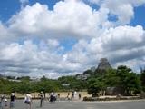 1993年ユネスコ登録 世界遺産 姫路城 2008.8.13
