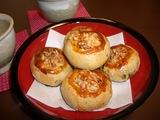 クルミ焼き饅頭の完成
