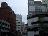 馬車道(横浜市)の朝 2008.6.29(天候小雨)