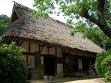 新見市の古民家「岡山民族館」