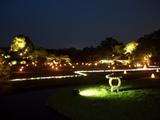 春の宵待庭園 曲水の夕べ 2008.5.4