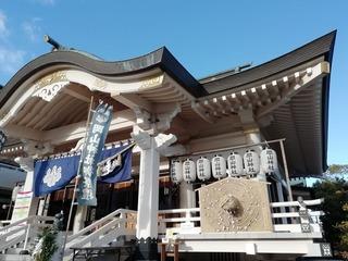 子年の大絵馬 with 岡山芸術交流 @ 岡山神社さま by シファカさん.