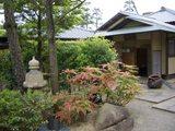 美観地区の日本庭園 新渓園の遊心亭 2008.5.1