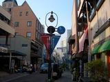 オランダ通りの情景