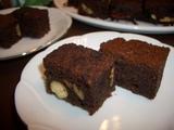 ブラウニー(チョコレートケーキ)の完成