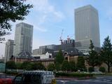 さらに開発進む 東京駅前