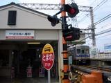 南海電鉄 百舌鳥八幡駅