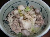 里芋煮(さといもに)の完成
