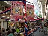 福岡上之町商店街 パリ祭 2007