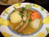 コンソメ野菜スープの完成