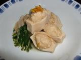 射込み高野豆腐の完成