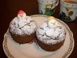 ジンジャーブレッド(生姜の焼き菓子)クリスマス仕様♪