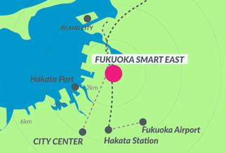 グランドデザイン: 岡山市のロールモデルは福岡市が、ちょうどいい!
