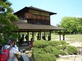 岡山後楽園にみる 憧れの門出 2008.5.15