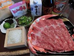 牛肉の混ぜご飯の材料