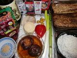 中華おこわ(強飯)の材料