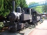 旧軽便鉄道機関車(井笠鉄道)
