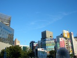 JR岡山駅前 開発状況