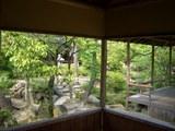 新渓園の「遊心亭」