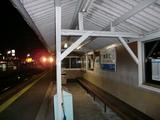 JR東総社駅(吉備線) @ 上りホーム 2009.1.25