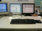 机の周り2