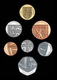 イギリス通貨