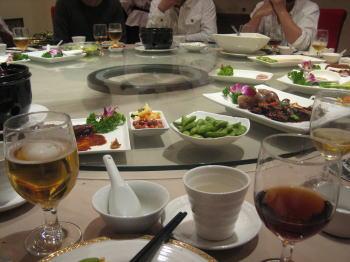 上海飲み会