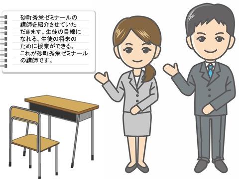 講師 学習塾