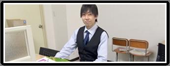 塾長の顔写真