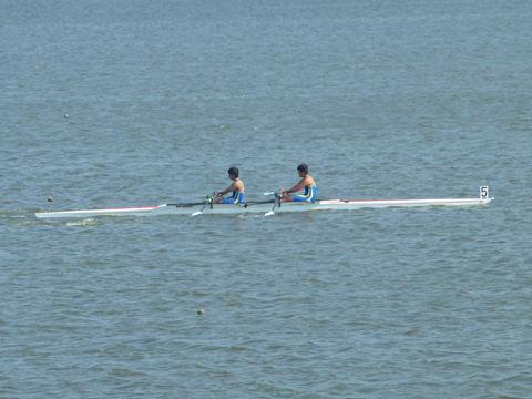 佐鳴湖ボート大会12