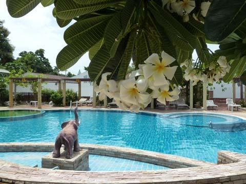 Pattayaの1日4