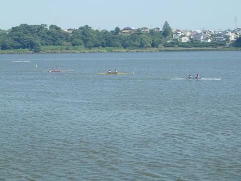 佐鳴湖ボート大会11