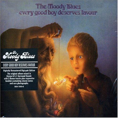 The Moody Blues 「童夢」