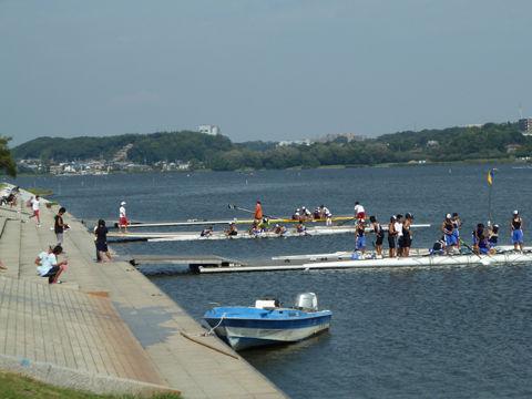 佐鳴湖ボート大会7