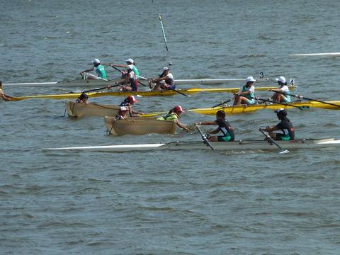 佐鳴湖ボート大会3