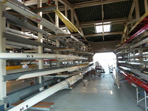 佐鳴湖ボート大会13