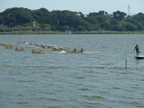 佐鳴湖ボート大会4