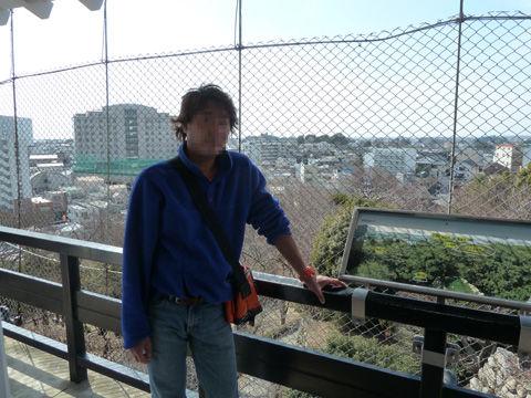浜松城-8