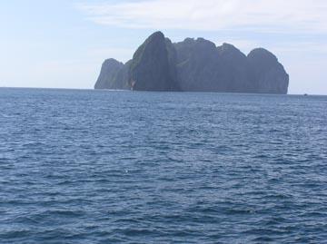 ピピ島へ1