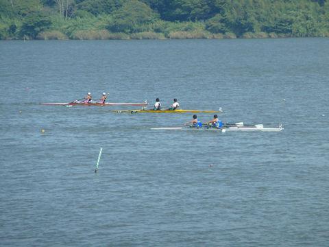 佐鳴湖ボート大会10