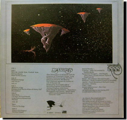 YESSONGS2