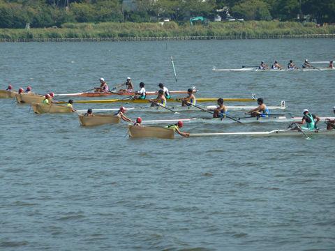 佐鳴湖ボート大会8