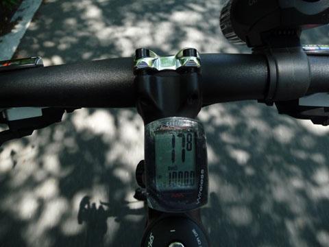 祝い1000km
