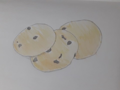 クッキーイラスト