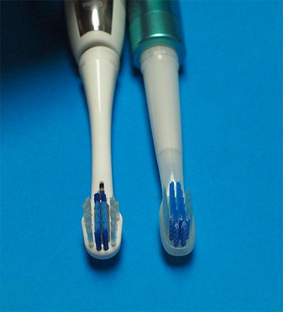 電動歯ブラシのおすすめとレビューブログ : オムロンの音波式 ...