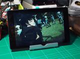 Fire-HD-8動画再生テスト中