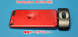 FLIRONE&iPodtouch6