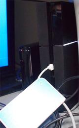 PS4とHDD