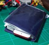 ほぼ日手帳とiPod-touch-6