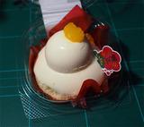 鏡餅風ムースケーキ